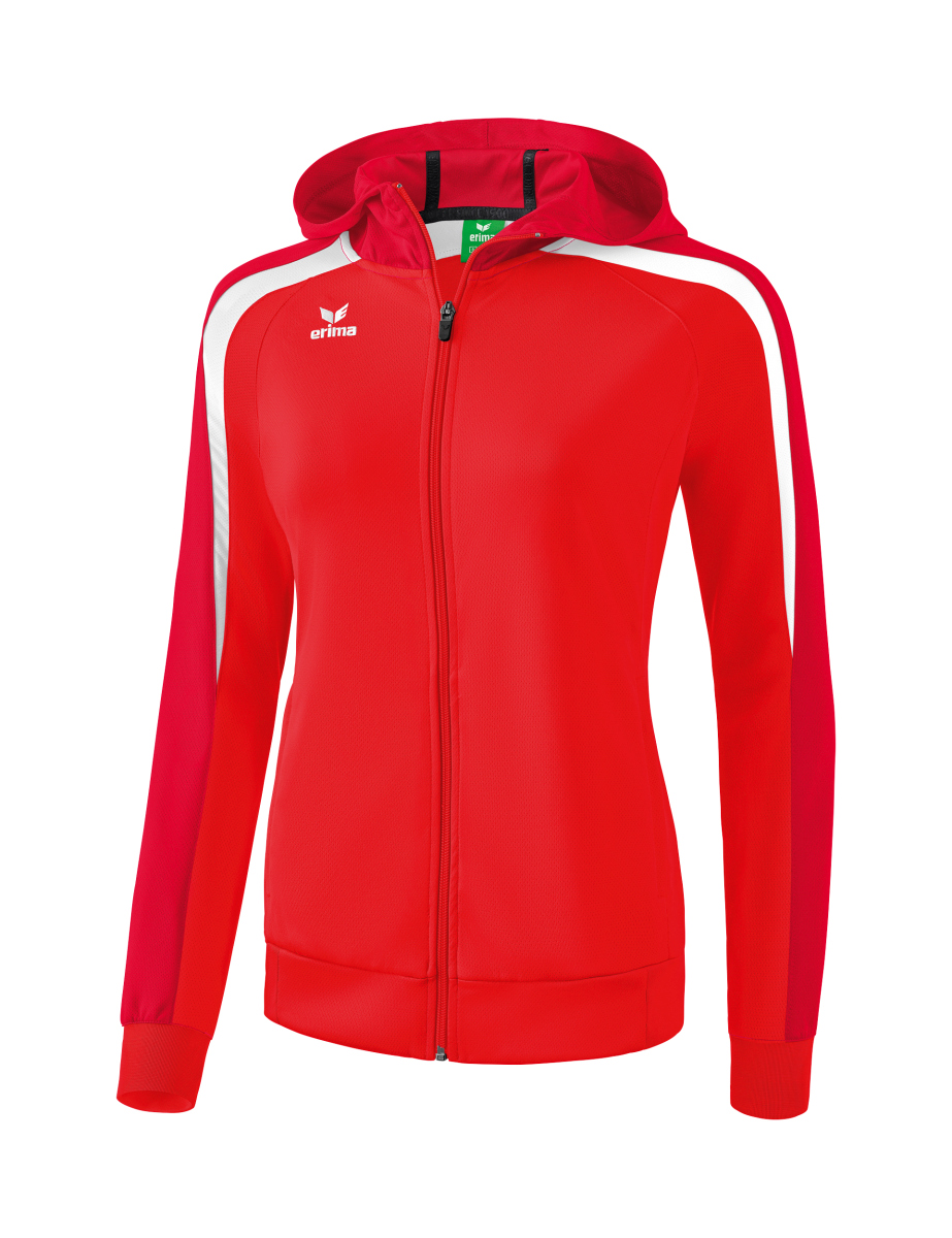 1071851 V Trainingsjacke mit Kapuze